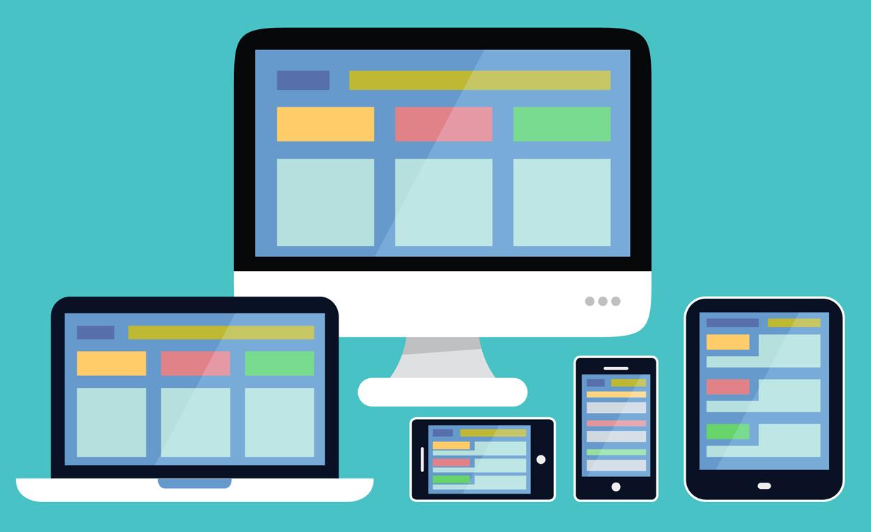 responsive website design in Toronto